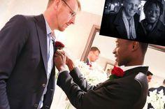 Photos: Bisi Alimi Finally Weds His British Lover