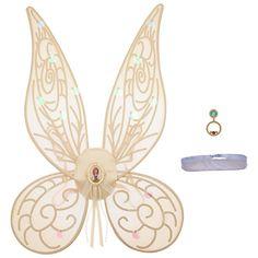 Zarina the Pirate Fairy Accessories for Girls