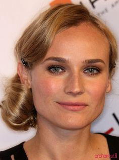 Diane Kruger...always polished and impeccable...