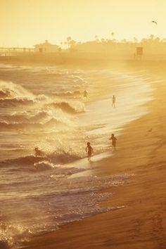 Newport beach - my teenage hang-out!