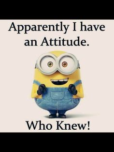 I don't!