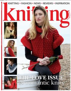 Knitting Nr. 151 - February 2016 | Martinas Bastel- & Hobbykiste