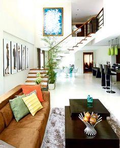 House Design Exterior Philippines Living Rooms 58 Ideas For 2019 Simple House Design, Dream Home Design, Home Design Plans, Modern House Design, Home Interior Design, Modern Floor Plans, Modern House Plans, Layout Design, Design Ideas