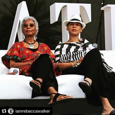 with her mom Alice Walker ・・・ Happy Mother's Day to All. We stand with You. One Of Us, Alice Walker, Happy Mothers, Mom, People, Instagram, Color, Dresses, Fashion