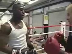 Floyd Mayweather, techniques vs Southpaw - YouTube