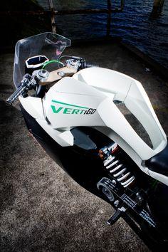 VertiGO | Full electric super-sport racer. Designed by MTD