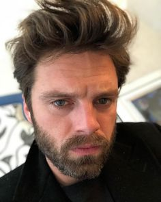 "7,025 Likes, 578 Comments - Sebastian Stan (@imsebastianstan) on Instagram: ""I got the new iPhone X and used the camera for selfish purposes."""