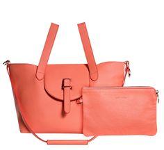 a2d604624d flamingo medium thela bag and clutch by meli melo