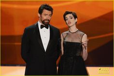 SAG Awards - Hugh Jackman might not have won Male Actor in a Leading Role, but he certainly won best beard.