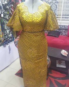 Ankara is probably the most versatile fabric in the world and as we all know never goes out of style. The Ankara print is latest trend African Attire, African Wear, African Women, African Dress, African Clothes, African Fabric, Ankara Fabric, Fashion Competition, African Fashion Ankara