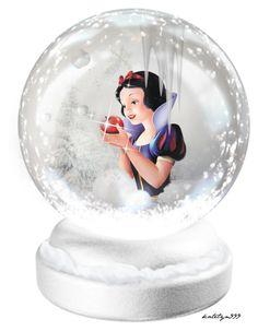 """""""Snow White..."""" by katelyn999 ❤ liked on Polyvore featuring kunst"""