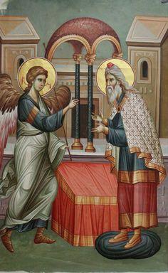 Byzantine Icons, Byzantine Art, Orthodox Icons, Sacred Art, Fresco, Roman, Fictional Characters, Fresh, Fantasy Characters