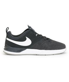 2d4605ed740 Nike SB Project BA Anthracite   White Skate Shoes Nike Sb