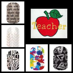 Teacher Jamberry Nail Wraps, Teacher, Cards, Professor, Teachers, Maps, Playing Cards