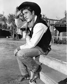 This is NOT a home inkjet computer printout. This gorgeous photo is printed on professional photographic paper, by a high-end professional photo lab. Laramie Tv Series, Robert Fuller Actor, Robert Conrad, The Virginian, Tv Westerns, Actor Picture, John Smith, Clint Eastwood, Old Tv