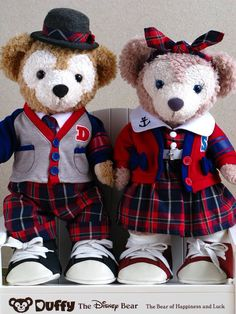 Duffy & Shellie May-Outfit-Uniform ( From:Life with Duffy & Shellie May )