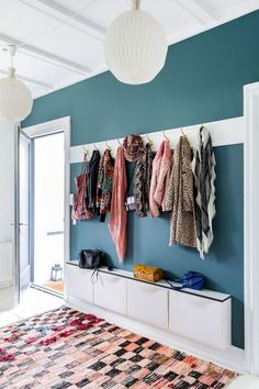 Ikea 'Trones' shoe cabinets – home – Decoration Small Entryways, Small Hallways, Trones Ikea, Ikea Shoe Cabinet, Shoe Cabinets, Hallway Storage, Wall Storage, Storage Ideas, House Entrance