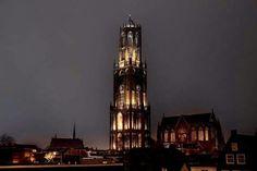 Domtoren Utrecht, Nederland