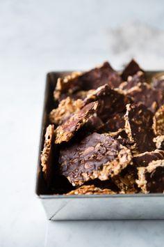 Craquant aux Amandes, Sarrasin et Chocolat
