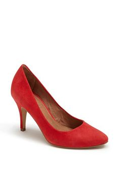 Corso Como 'Sashi' Suede Pump available at #Nordstrom. Price and comfort alternative to SJP heels.