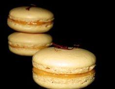 Recette - Macarons abricot et safran | Notée 4.3/5