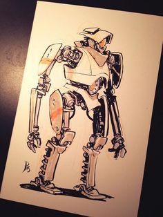 DRAWINGS by Jake Parker — Kickstarter