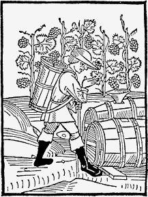 Medieval Woodcut