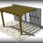 Pergola With Retractable Canopy Kit Product Diy Pergola Kits, Vinyl Pergola, Pergola Curtains, Pergola Swing, Metal Pergola, Deck With Pergola, Cheap Pergola, Covered Pergola, Backyard Pergola