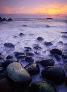 Hidden Beach Sunset photo, Klamath, California, Grant Ordelheide Photography