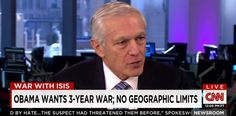 """Wesley Clark: """"Our friends and allies funded ISIS to destroy Hezbollah""""  [Published on 17 Feb 2015]"""