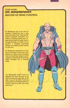 Dr. Mindbender (v1) G.I. Joe Action Figure - YoJoe Archive