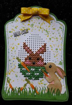 Mini Cross Stitch, Cross Stitch Cards, Marianne Design, Handicraft, Scrap, Paper Crafts, Bullet Journal, Embroidery, Knitting