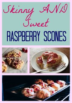 80 calories for a scone!! - Yummy and healthy food - homemade always ...