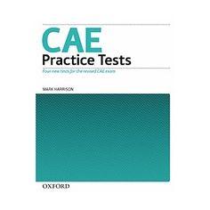 CAE PRACTICE TEST