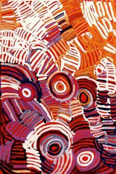 """Minnie Pwerle designer rug """"celebration"""""""