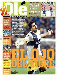 Ole | Diario Deportivo - 13/08/2012