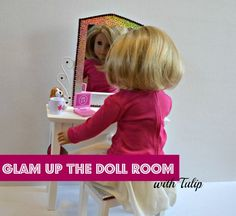 Glam Up The Doll Room With