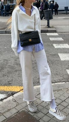 Looks Street Style, Looks Style, Street Style Women, Surfergirl Style, Mode Outfits, Fashion Outfits, Mode Ootd, Vetement Fashion, Inspiration Mode