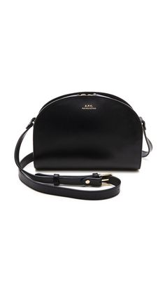 APC half moon bag // like want need <3