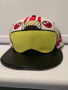 New era Star Wars original trilogy X-Wing helmet reflective front fitted