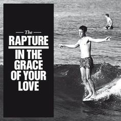 [audio] The Rapture - Sail Away (Digitalism remix) & The Rapture - In the Grace of Your Love (Pional remix) #remixSunday