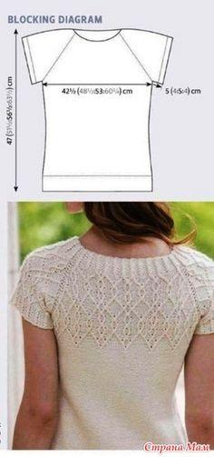 Зравствуйте, любительницьі вязания! Начинаем обещанньій он-лайн по регланам сверху. Вот здесь Опрос в Стране Мам: Вяжем реглан спицами сверху? Какую модель вяжем?