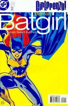 Batman:Batgirl #1