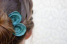 mini rosebud pins