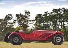 L'Alfa Romeo 6C 1750 a été présentée à l'Exposition Automobile Internationale de Rome en 1929. Beaucoup de spécialistes automobiles considèrent l'Alfa 6C 1750 comme un modèle de légende dans l'histoire du constructeur Alfa Romeo.