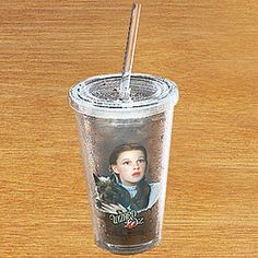Wizard Of Oz™ Dorothy And Toto Acrylic Tumbler $10.98