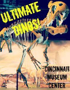 Ultimate Dinosaurs : Giants from Gondwana at # Cincinnati Museum Center