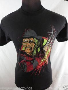 c6308ff963b VTG-1988-Nightmare-On-Elm-Street-4-Mens-Shirt-Freddy-Krueger -Horror-Movie-1980s