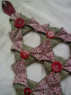 Make, Do and Gem: Japanese folded fabric (access to PDF download)                                                                                                                                                                                 More