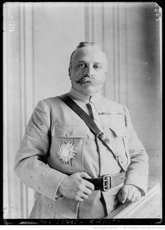 Général Guillaumat [gouverneur militaire de Paris, venant d'être élévé à l'ordre de Grand-Croix] : [photographie de presse] / [Agence Rol]
